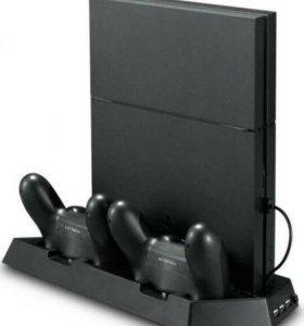Охлаждающая подставка для Sony PlayStation 4