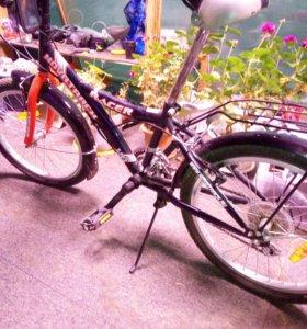 Подростковый.велосипед