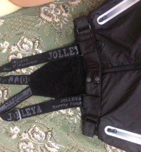 Штаны от горнолыжного костюма новые