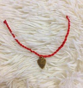 Красная нить / браслет