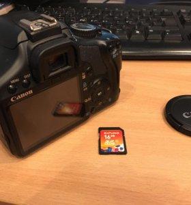 Canon EOS 450d 18-55mm