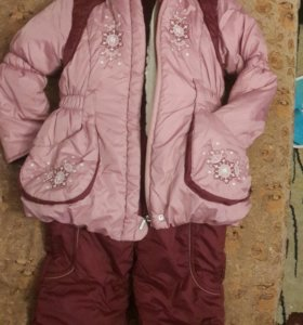 Зимний комплект. Штаны + куртка