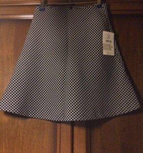 Новая юбка rezerved