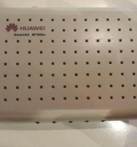 Adsl-модем Huawei SmartAX MT880u
