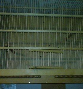 Клетка для птиц на заказ
