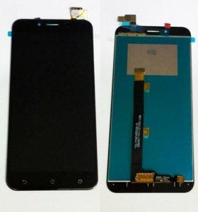 Asus ZC553KL Дисплей /все модели/  с установкой