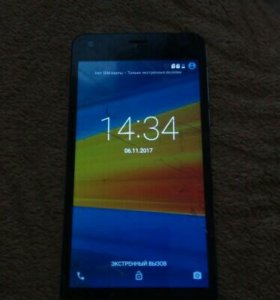 Смартфон Dexp E350