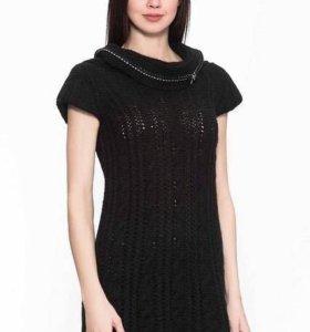 Платье вязаное итал.бренда Miss Sixty