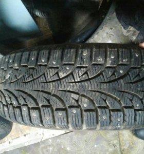 Зимняя шина R16 1шт