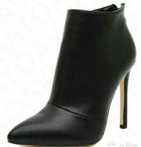 Новые ботинки р.36