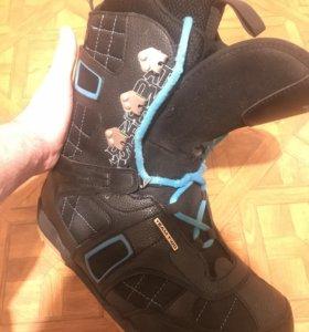 Ботинки для сноуборда ATOM Team TWO(12.5)