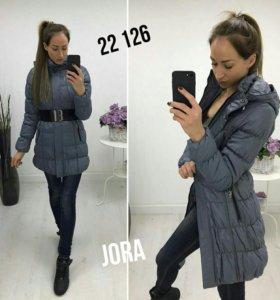 Куртка новая холодная осень-зима, 46-48 р-р