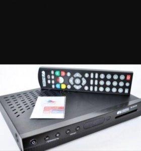 Трикалор HD ресивер U210
