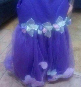 Бальные платье