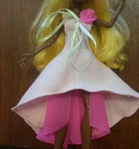 Для куклы монстр хай ,платье.
