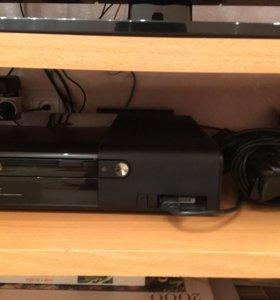 Xbox 360 500gb, 2 геймпада, прошит