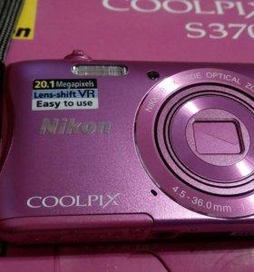 Фотоаппарат Nikon s3700