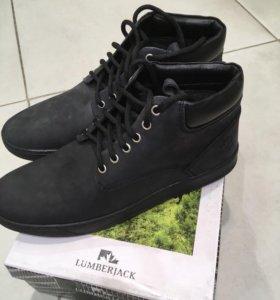 Ботинки мужские Lumberjack новые