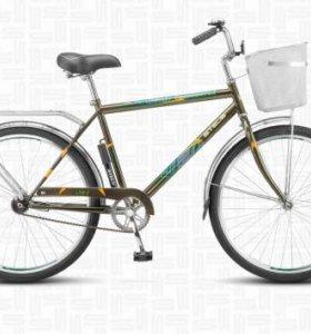 """Новый дорожный велосипед Stels Navigator 210 26"""""""