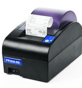 Принтер этикеток, принтер чеков, сканер штрих-кода