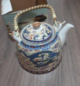 Чайник заварной