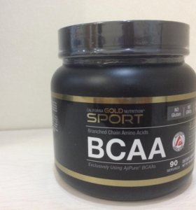 Gold Nutrition, CGN, BCAA, AjiPure (454gr)
