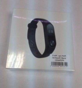 Смарт часы Xiaomi mi Band 2