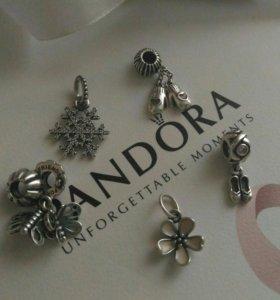 Подвески Pandora (пандора)