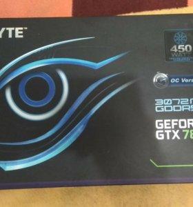 GeForce gtx 780 gigabyte OC