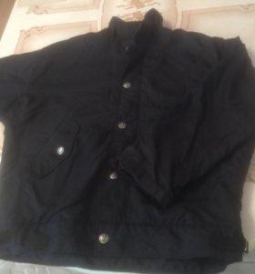 Куртка мужская 52р