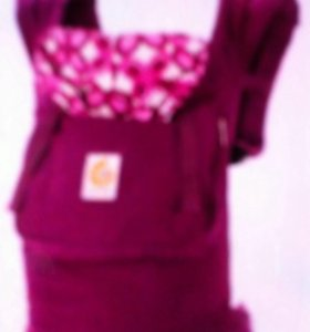 Рюкзак переноска Ergobaby