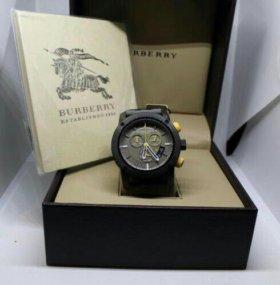 Новые швейцарские часы Burberry