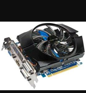 GIGABYTE GeForce GTX 650 1032Mhz PCI-E 3.0 1024