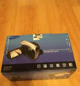 DVD Камера Samsung