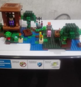 "Лего конструктор ""Майнкрафт''"