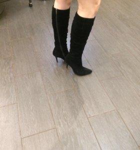 4 пары натуральной обуви