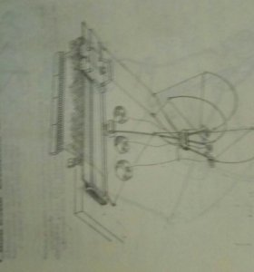 Вязальная ручная машина