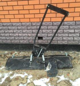 Лопата для квадроцикла