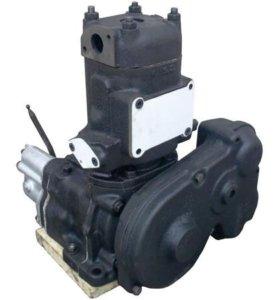 Пусковой двигатель для трактора
