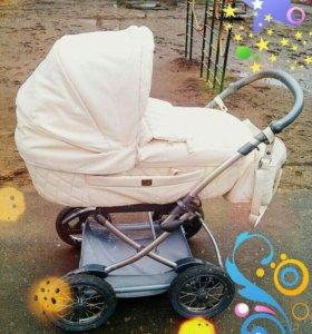 Коляска-люлька happy baby charlotte