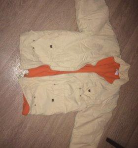 Куртка для мальчика 8-9лет