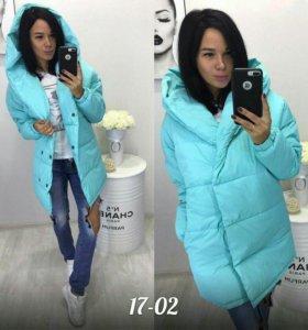 Новая женская куртка. Зима
