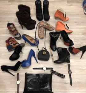 Обувь новая и б/у