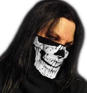 Бандана череп, Балаклава