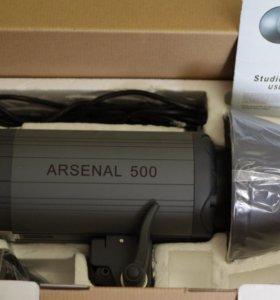 Осветитель Arsenal 500