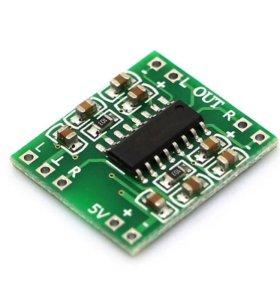 Усилитель звука на микросхеме PAM8403