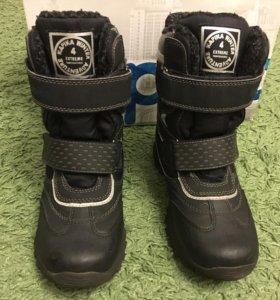 Ботинки Kapika зимние