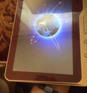 Новая электронная книга-планшет