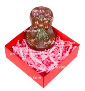 Оригинальный подарок из шоколада
