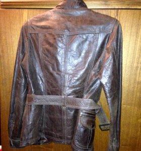 Куртка(кожа).